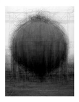 every... bernd and hilla becher spherical type gasholders by idris khan