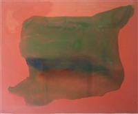 yearning by helen frankenthaler