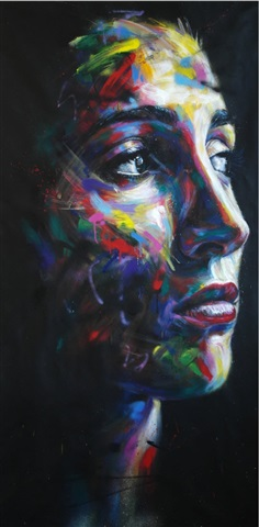 wessame pose 1 by david walker