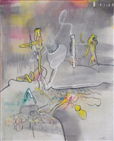 composition by roberto matta