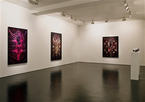 installation view by kendell geers