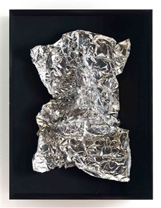 foiled (buddha) 02780 by kendell geers