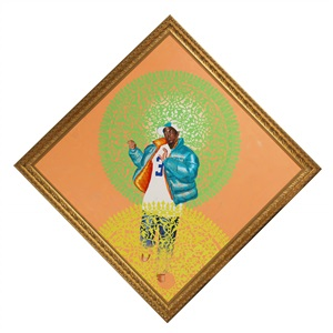easter realness #6 by kehinde wiley
