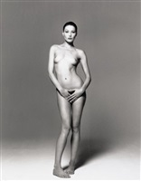 carla bruni ii by michel comte