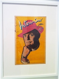 interview magazine truman capote by andy warhol by andy warhol