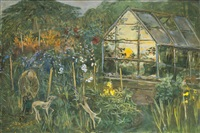 the greenhouse by marie-louise von motesiczky