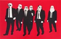 reservoir trooper (red) by ryca