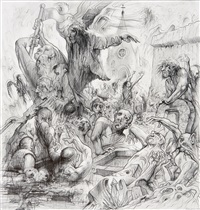 mistaken revolution by peter howson