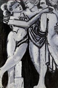 three graces ii by lester f. johnson