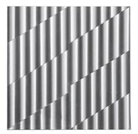 superficie a testura vibratile, diagonali. studio by getulio alviani
