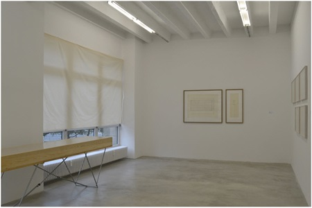 installation view by max neuhaus