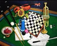 jeux et musique by georges coulomb