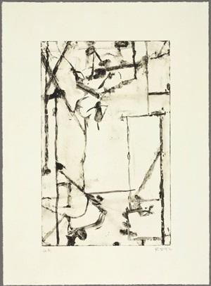 untitled 8 by richard diebenkorn