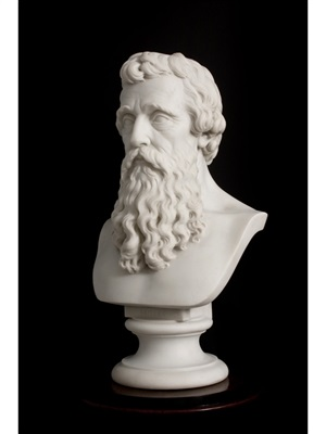 moses by horatio stone