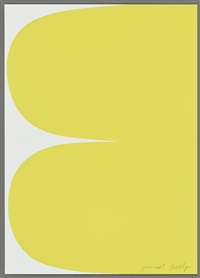 yellow curves by ellsworth kelly