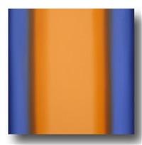 blue orange 6-s4848 (orange light) by ruth pastine