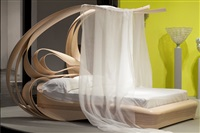 enignum canopy bed by joseph walsh