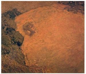 chupinas canyon by russell chatham