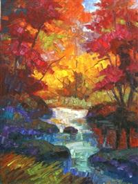 autumn reflecitons by armand tatossian