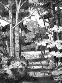 black and white by armand tatossian