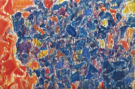 freize masters london 2014 by sam francis