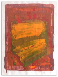 untitled by john hoyland