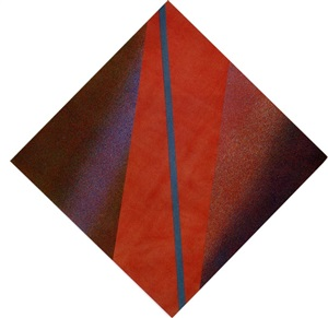 here in by kenneth noland
