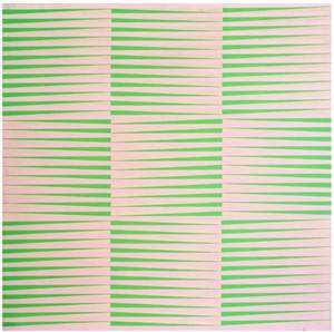 pink and green (encs 2) by richard allen