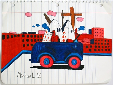 central avenue after guston by michael scoggins