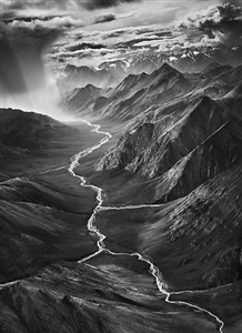 the eastern part of the brooks range arctic national wildlife refuge alaska usa by sebastião salgado