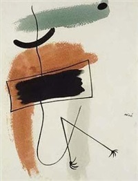 signs and figurations by joan miró