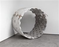 tunnel (gaza/giza) by liz glynn