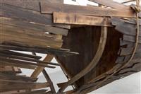 vessel (ravaged, looted, & burned) by liz glynn