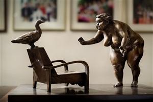 duck negotiation by xu hongfei