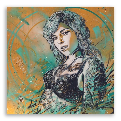 outlaw by c215