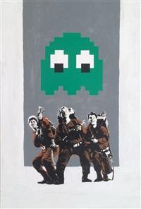 ghostbusting (green) by ryca
