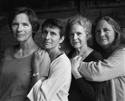the brown sisters, wellfleet, massachusetts by nicholas nixon