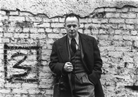 henri cartier-bresson by arnold newman