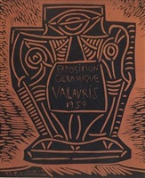 exposition ceramique, vallauris by pablo picasso