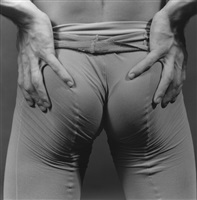 peter reed, 1980 by robert mapplethorpe