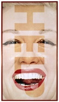 untitled (help) by barbara kruger