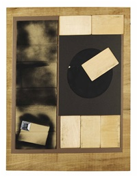 untitled by louise nevelson