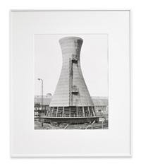 cooling tower, geleen, limburg, nl by bernd and hilla becher