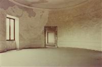 santa maria di sala (serie: paesaggio italiano) by luigi ghirri