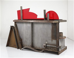 end of time by anthony caro