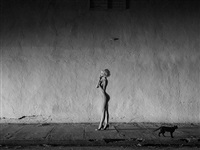 black cat by tyler shields