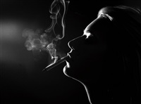 smokin the downstairs garage by tyler shields