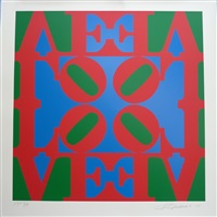 love wall by robert indiana