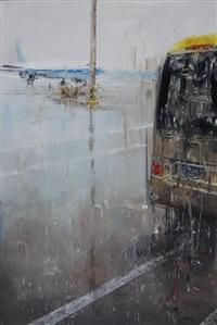fragmented city no. 22 by li hua