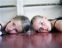untitled. from the series furious like a child by margo ovcharenko